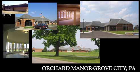 Orchard Manor - Grove City PA