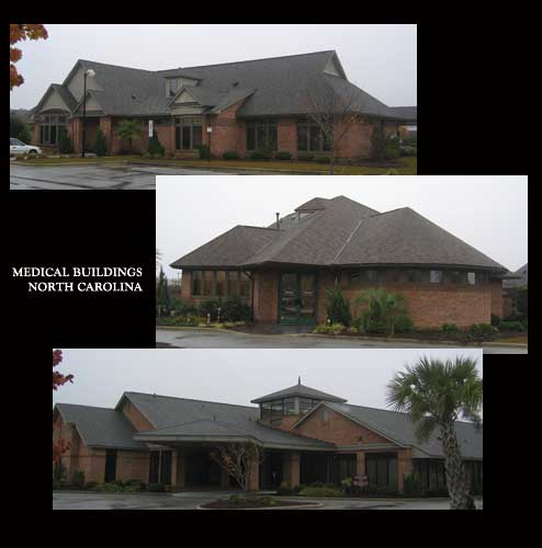 Medical building in North Carolina
